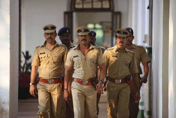 11jun AD singham08 Temperatures soar this Summer as Ajay Devgn plays 'Singham'