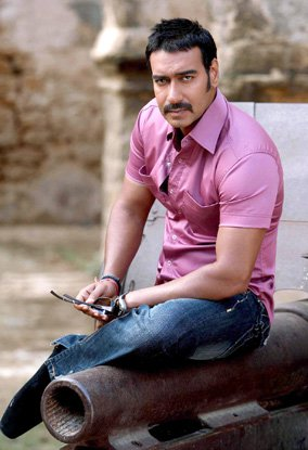 11jun AD singham09 Temperatures soar this Summer as Ajay Devgn plays 'Singham'