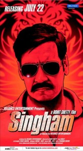 11jun AD singham121 166x300 Win A Pair of Tickets to Singham Preview Screening in London!