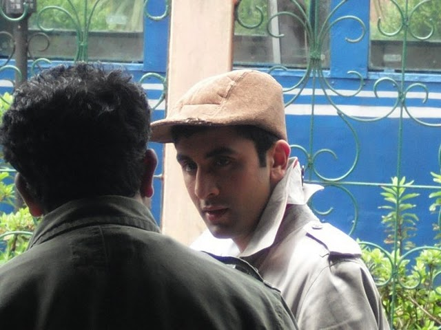 11jun RKdarjeeling02 Ranbir Kapoors Barfee Shoot Interrupted