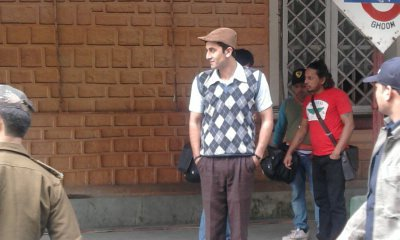 11jun RKdarjeeling03 Ranbir Kapoors Barfee Shoot Interrupted