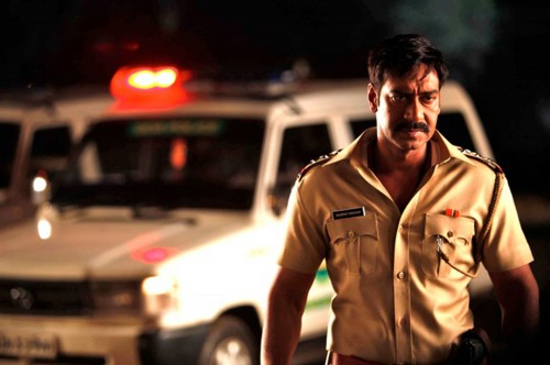 Ajay Devgn in Singham 5 Temperatures soar this Summer as Ajay Devgn plays 'Singham'