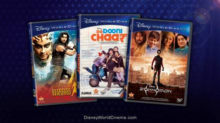image005 Disney Releasing Their Trio of Indian Films On Several Platforms for North America
