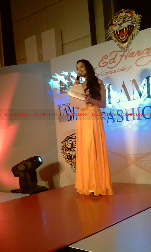 11jul IAmShe Fashion01 BollySpice at I Am She fashion event