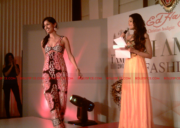 11jul IAmShe Fashion02 BollySpice at I Am She fashion event