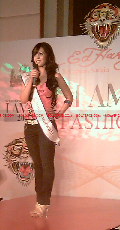 11jul IAmShe Fashion10 BollySpice at I Am She fashion event