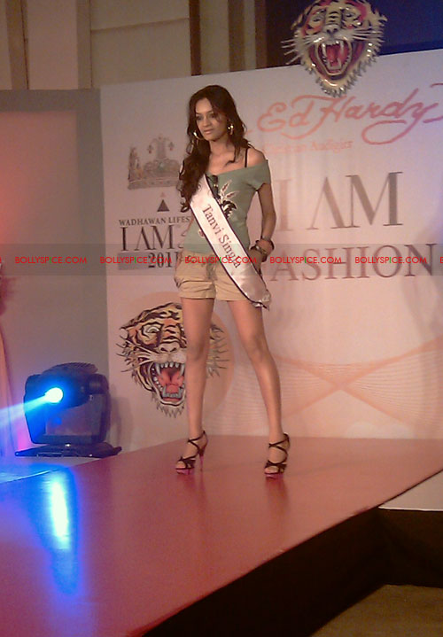 11jul IAmShe Fashion17 BollySpice at I Am She fashion event