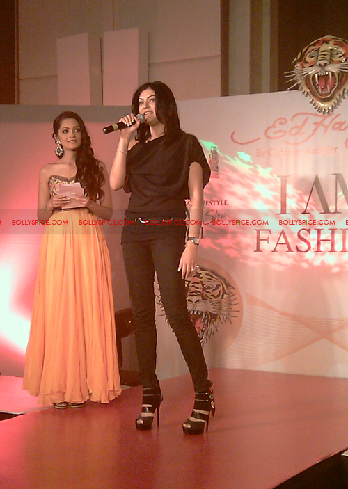 11jul IAmShe Fashion24 BollySpice at I Am She fashion event