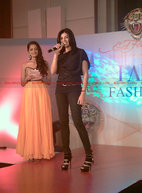 11jul IAmShe Fashion25 BollySpice at I Am She fashion event