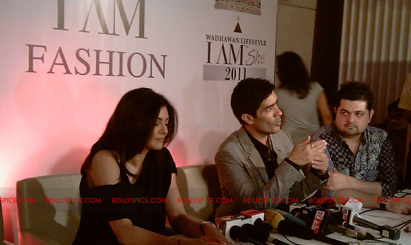 11jul IAmShe Fashion45 BollySpice at I Am She fashion event
