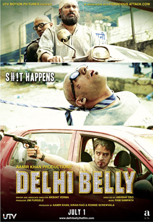 11jul LIFFdelhibellypremiere00 Delhi Belly Movie Review