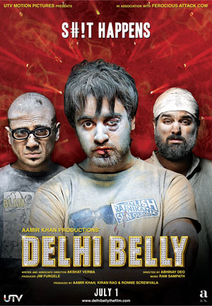 11jul LIFFdelhibellypremiere00A Delhi Belly Movie Review