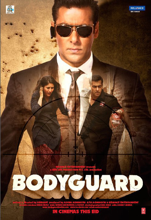 11jul bodyguard music Bodyguard Music Review