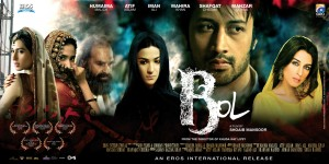 11jul bolposterhori 300x150 'Bol' set for an Eid Release