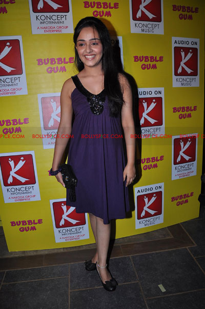 11jul bubblegum music01 Rekha Bharadwaj unveils the music of 'Bubble Gum'