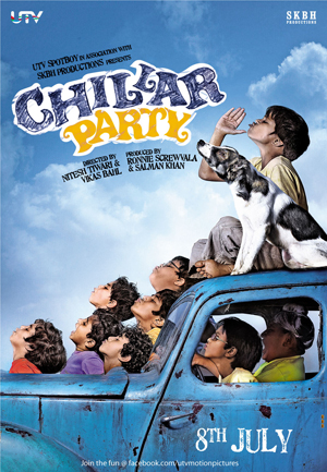 11jul chillar party moviereview01 Chillar Party Movie Review