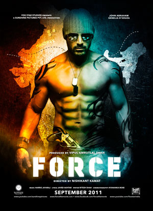 11jul force poster Feel the Force when the action unfolds on screens this autumn