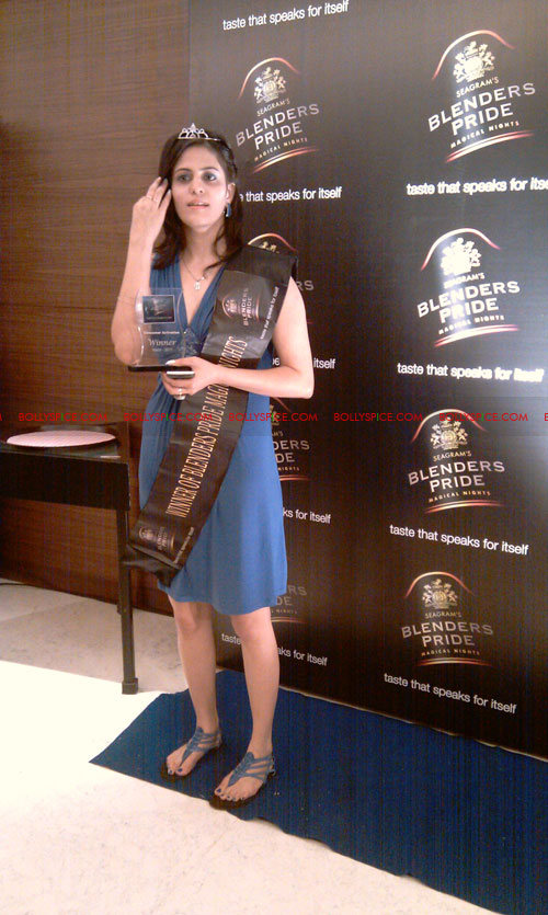 11jul neha blenders pride03 Neha Dhupia at Blenders Pride Magical Nights