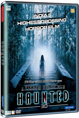 11jul reliance video haunted Reliance home video releases Vikram Bhatt's 'Haunted' on 3D DVD