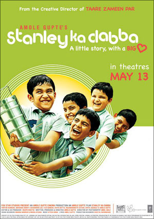 11jul stanleykadabba DVD Reliance Home Video releases Stanley Ka Dabba in DVD