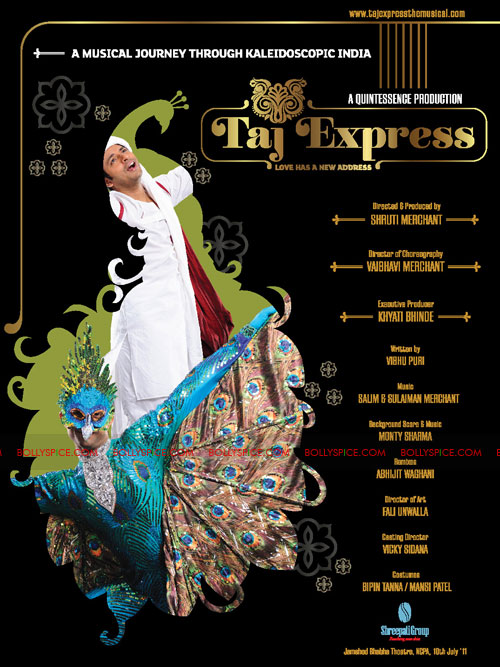 11jul tajexpress09 Red Carpet Premiere of 'Taj Express'