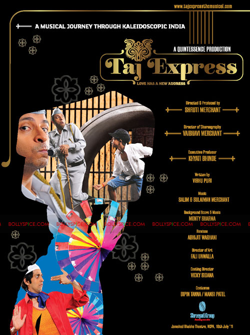 11jul tajexpress10 Red Carpet Premiere of 'Taj Express'