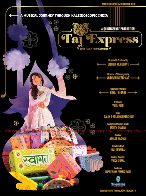 11jul tajexpress11 Red Carpet Premiere of 'Taj Express'