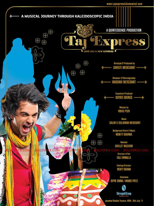 11jul tajexpress12 Red Carpet Premiere of 'Taj Express'