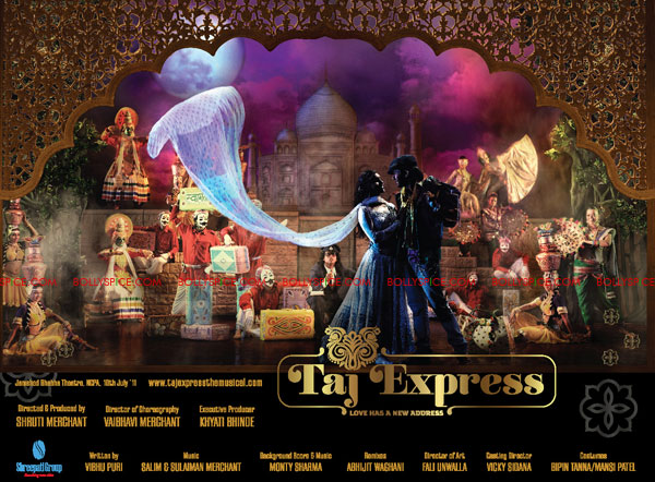 11jul tajexpress13 Red Carpet Premiere of 'Taj Express'