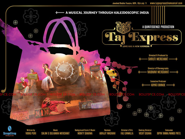 11jul tajexpress14 Red Carpet Premiere of 'Taj Express'
