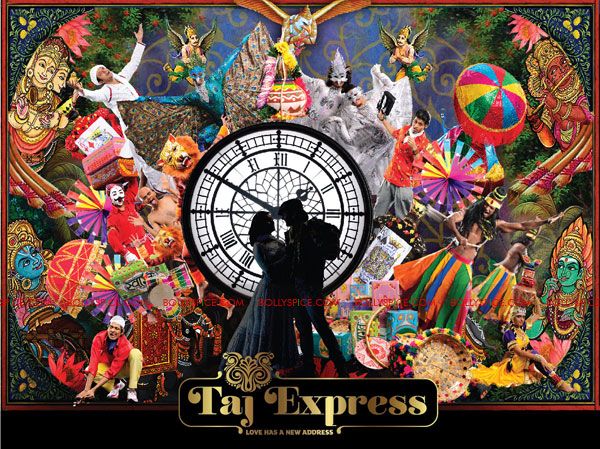 11jul tajexpress16 Red Carpet Premiere of 'Taj Express'