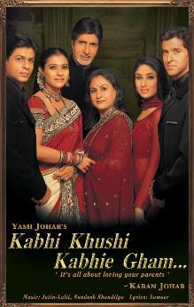 KabhiKhushiKabhiGham Poster Kabhi Khushi Kabhie Gham Sequel!