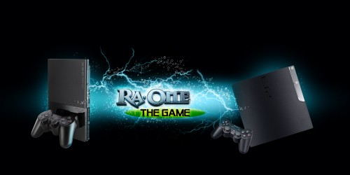 RA ONE The Game img Ra.One: The Game on Sony Playstation!