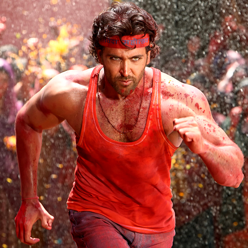 show First Look of Hrithik in Agneepath!