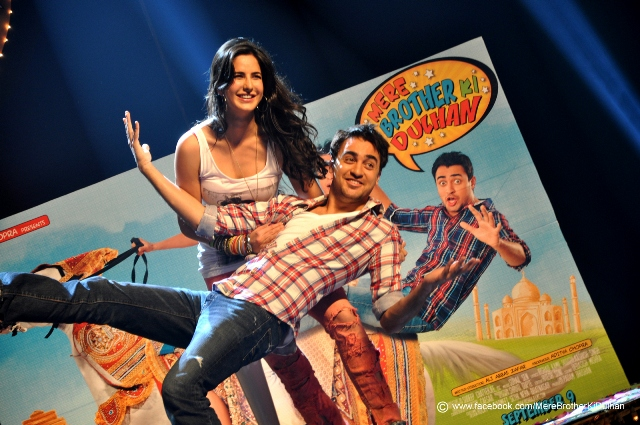 11aug MBKDmusiclaunch06 YRF's Mere Brother Ki Dulhan music released