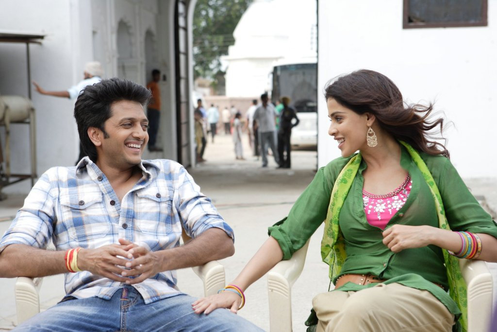 11aug TNPH prodstills03 Preview: Riteish and Genelias Tere Naal Love Ho Gaya!