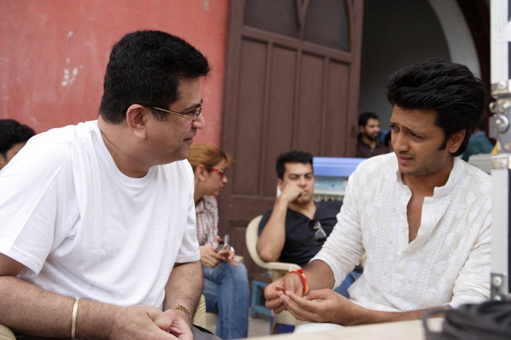 11aug TNPH prodstills09 Preview: Riteish and Genelias Tere Naal Love Ho Gaya!