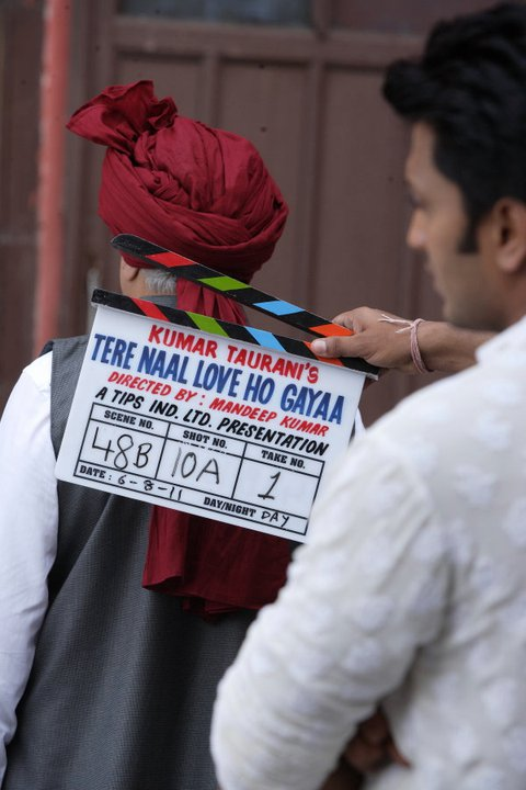 11aug TNPH prodstills11 Preview: Riteish and Genelias Tere Naal Love Ho Gaya!