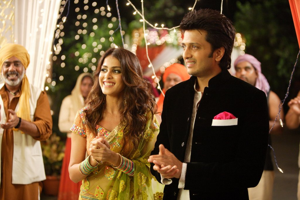 11aug TNPH prodstills19 Preview: Riteish and Genelias Tere Naal Love Ho Gaya!