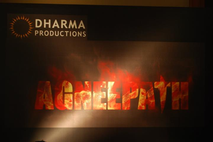11aug agneepathTL01 Exclusive: BollySpice at Agneepath Trailer Launch