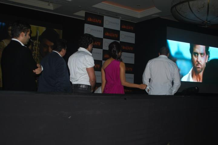 11aug agneepathTL05 Exclusive: BollySpice at Agneepath Trailer Launch