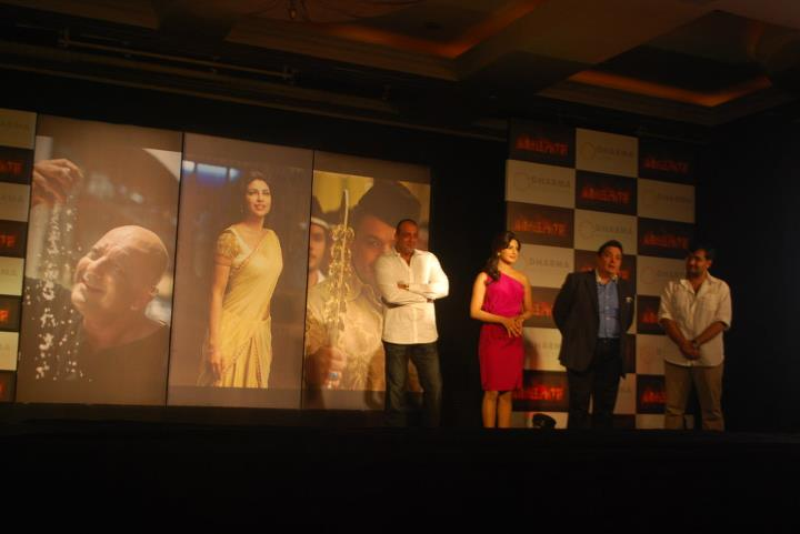 11aug agneepathTL09 Exclusive: BollySpice at Agneepath Trailer Launch