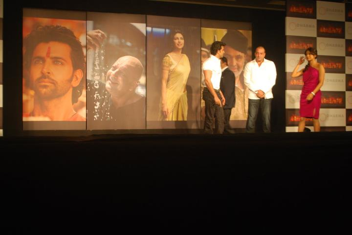 11aug agneepathTL11 Exclusive: BollySpice at Agneepath Trailer Launch