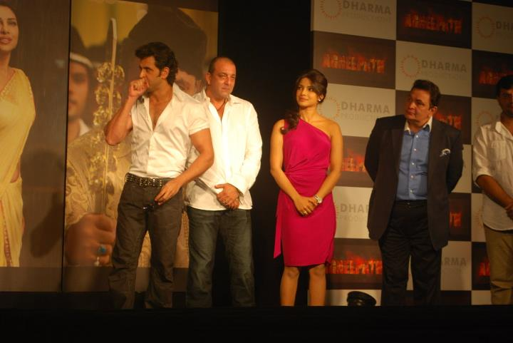 11aug agneepathTL12 Exclusive: BollySpice at Agneepath Trailer Launch