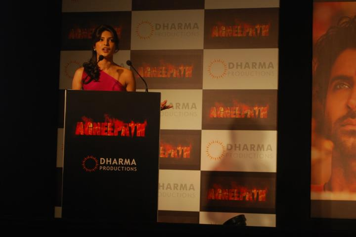 11aug agneepathTL14 Exclusive: BollySpice at Agneepath Trailer Launch