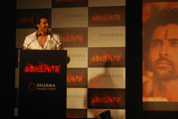 11aug agneepathTL17 Exclusive: BollySpice at Agneepath Trailer Launch