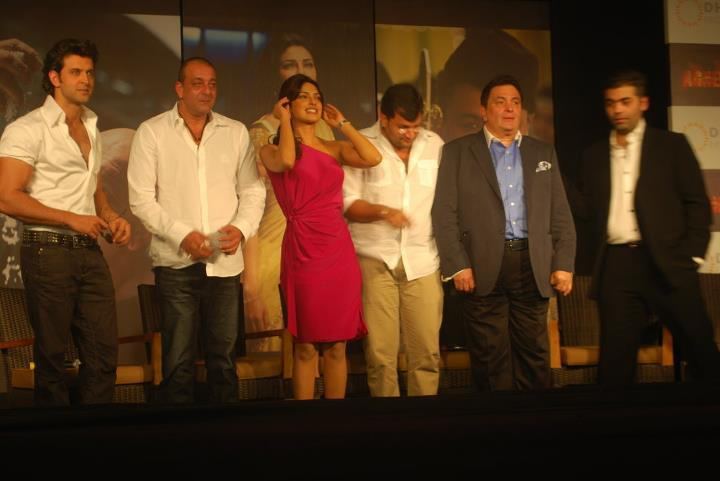 11aug agneepathTL25 Exclusive: BollySpice at Agneepath Trailer Launch