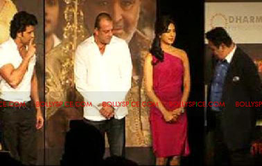11aug agneepathtrailerlaunch04 Exclusive: BollySpice at Agneepath Trailer Launch