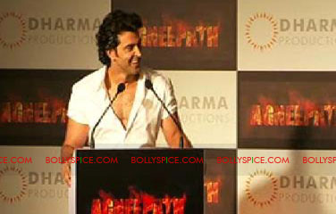11aug agneepathtrailerlaunch09 Exclusive: BollySpice at Agneepath Trailer Launch