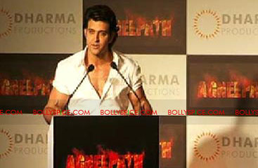 11aug agneepathtrailerlaunch11 Exclusive: BollySpice at Agneepath Trailer Launch